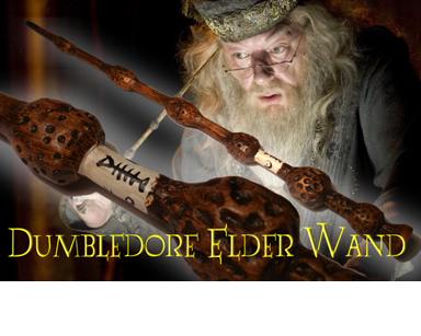 Dumbledore wand
