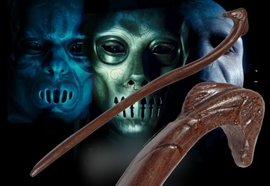 Death Eater wand
