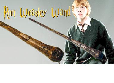 Ron wand