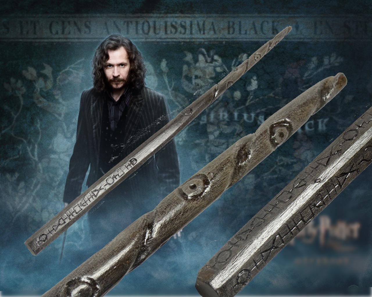 Sirius wand