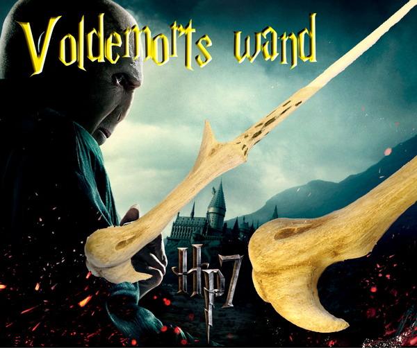Voldemort wand